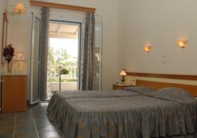 Ostrov Korfu a hotel Acharavi Beach - ubytování