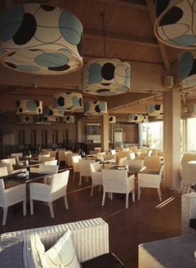 Ostrov Korfu a hotel Acharavi Beach s restaurací