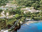Korfu a hotel Mareblue Aeolos Beach u moře